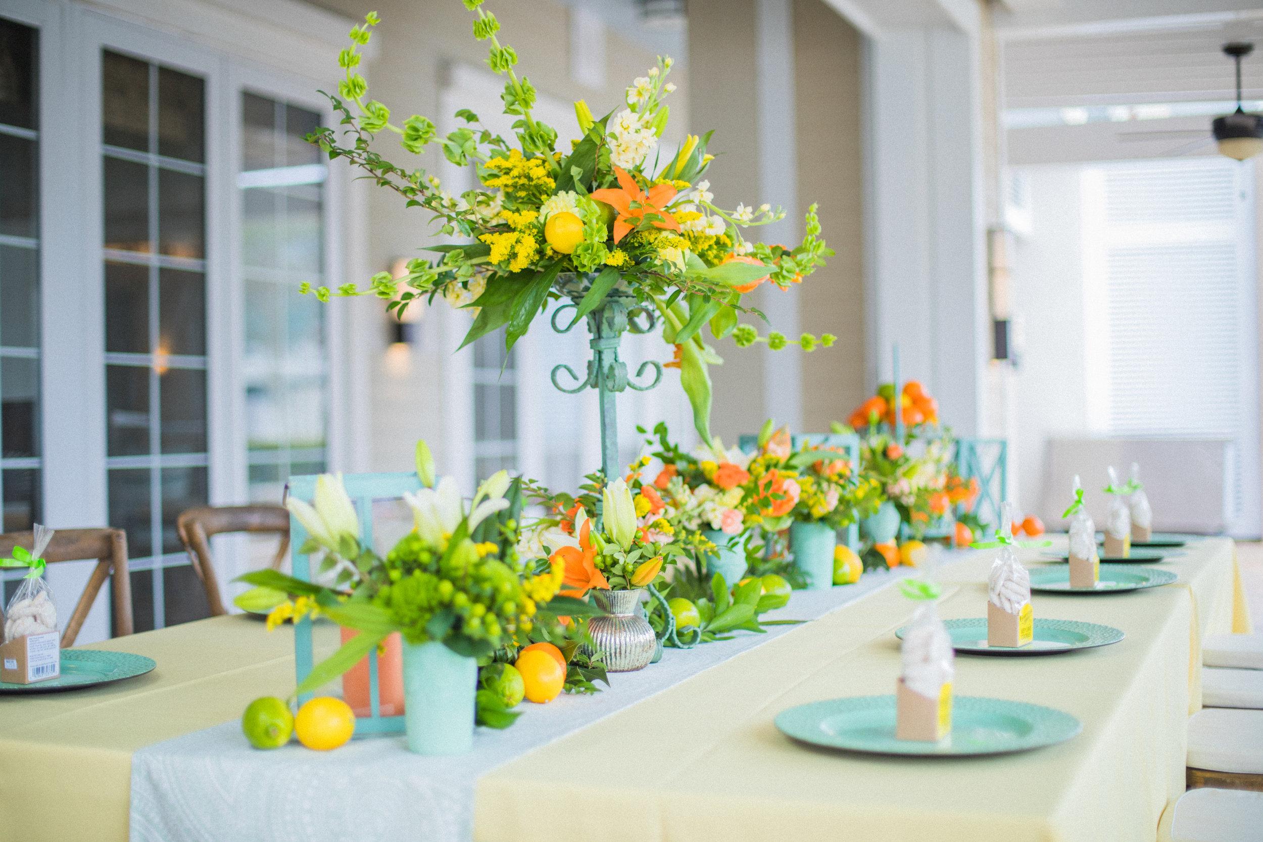 Morning Brunch at Wild Dunes Resort  //  Charleston wedding photography by Jenn Cady Photography  //  A Lowcountry Wedding Magazine & Blog