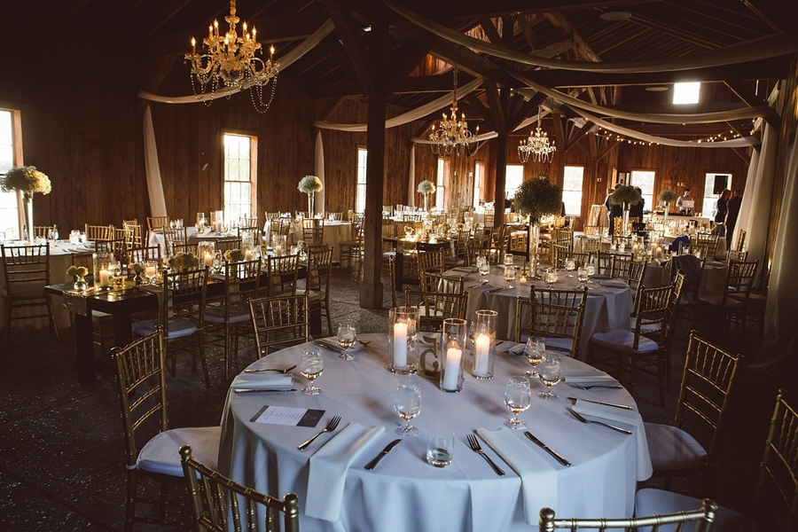 Reception design by ELM Events at Boone Hall Plantation //  Charleston wedding photos by amelia + dan photography  //  A Lowcountry Wedding Magazine & Blog