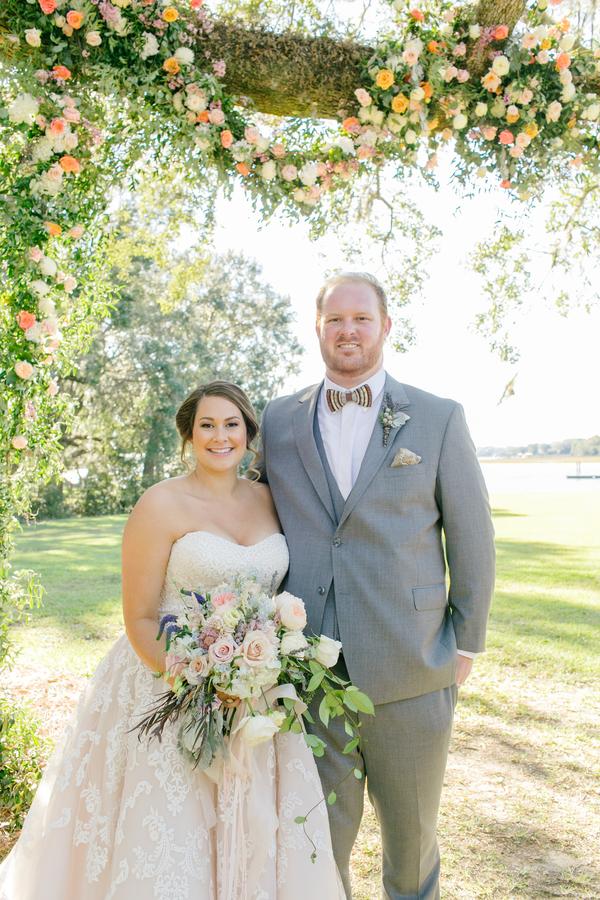Lauren Hollington & Peter Menk's Oak Point Plantation wedding  //  Charleston wedding photographer Riverland Studios  //  A Lowcountry Wedding Magazine & Blog