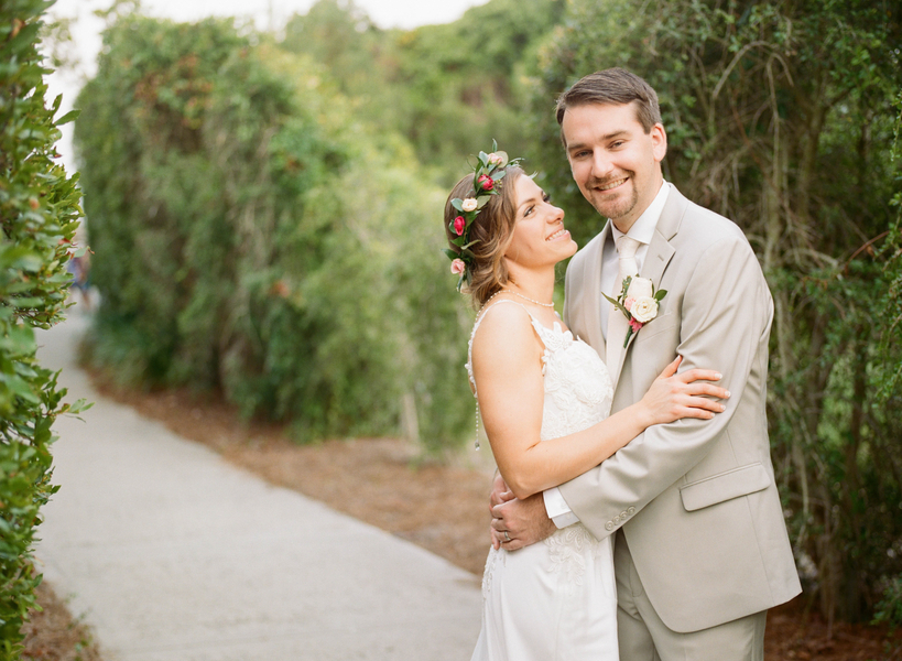Michael Meginniss & Sarah Bernhard's wedding at Grande Dunes Ocean Club  //  Myrtle Beach wedding photos by Gillian Claire Photography  //  A Lowcountry Wedding Magazine & Blog