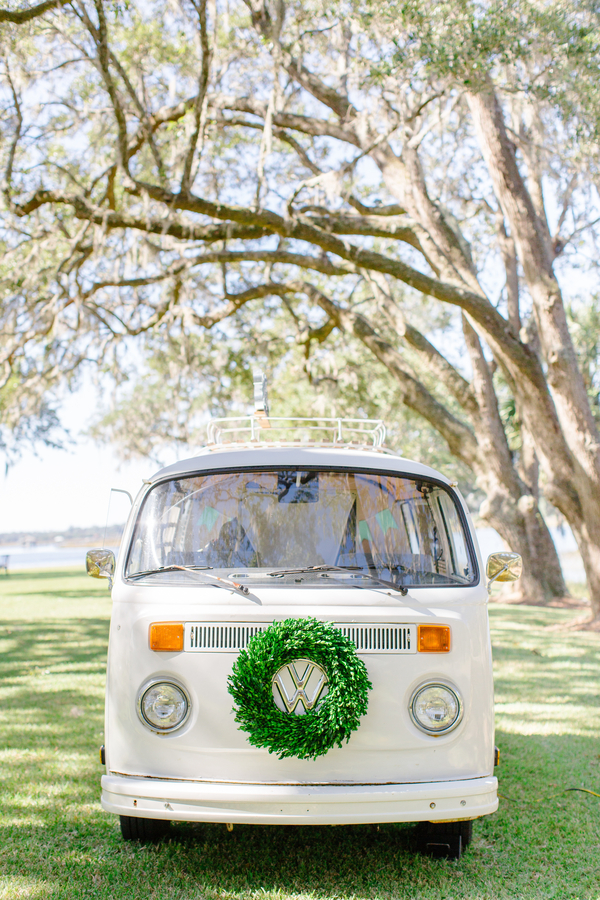 Lil' White Box Photo Bus  //  Charleston wedding photographer Riverland Studios  //  A Lowcountry Wedding Magazine & Blog