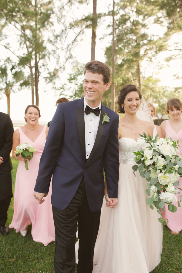 Wedding portraits at Oldfield River Club  //  Hilton Head wedding photos by Christi Clark Photography  //  A Lowcountry Wedding Magazine & Blog