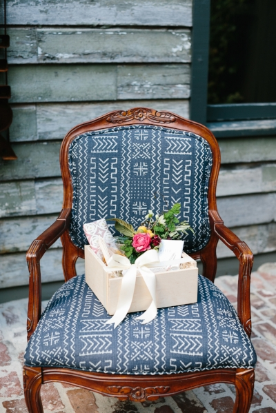 Bridesmaids gift boxes by The Blue Root  //  Charleston photos by Elizabeth Ervin  //  A Lowcountry Wedding Magazine & Blog