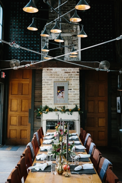 Rehearsal dinner at Leon's Oyster Shed designed by The Petal Report  //  Charleston photos by Elizabeth Ervin  //  A Lowcountry Wedding Magazine & Blog