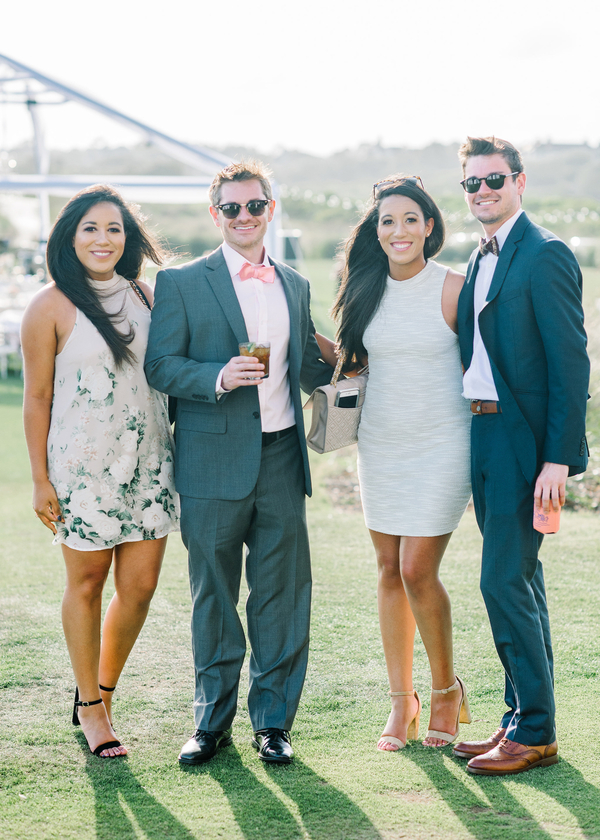 Wedding guest style at The Ocean Course  //  A Lowcountry Wedding Magazine