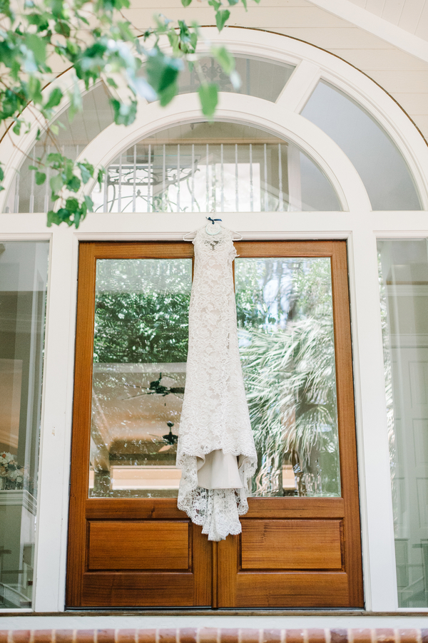 Charleston bride's Anna Maier - Ulla Maija gown  //  photographed by Aaron and Jillian Photography