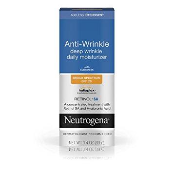 Wedding beauty products - Anti-wrinkle deep wrinkle daily moisturizer