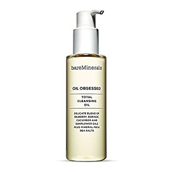 Wedding beauty products - bareMinerals Oil Obsessed Total Cleansing Oil
