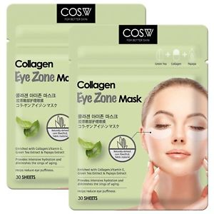 Wedding beauty products - COS.W collagen Eye pads