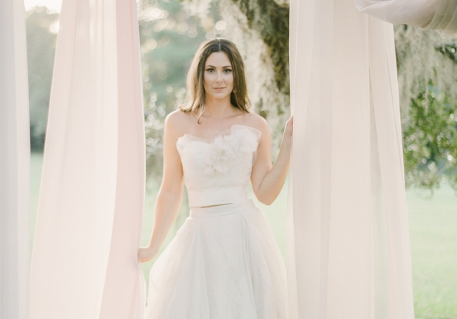 Meg Workman Hair & Makeup  //  Charleston wedding vendors  //  A Lowcountry Wedding Magazine