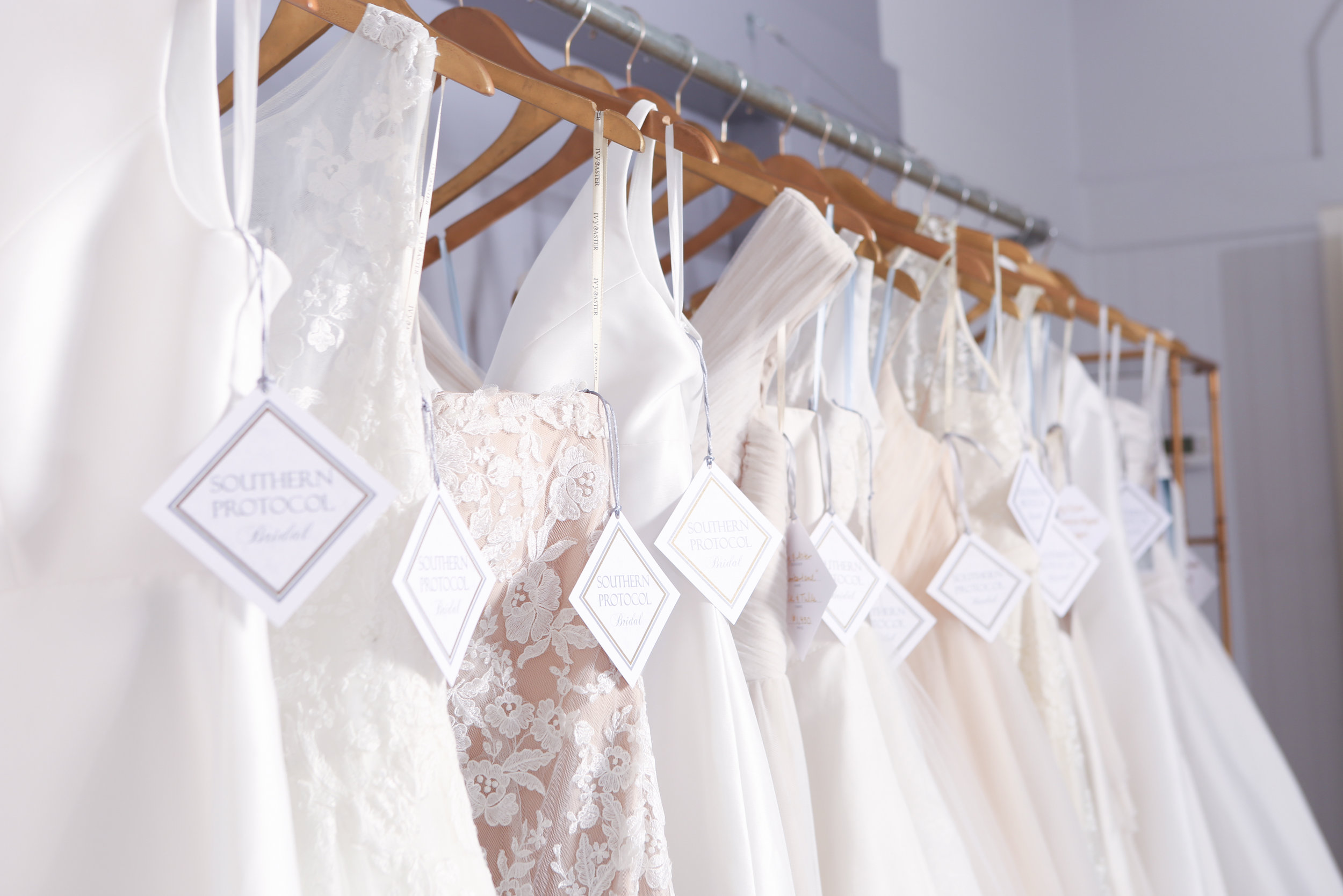 Southern Protocol  //  Charleston wedding dress boutique  //  A Lowcountry Wedding Magazine & Blog