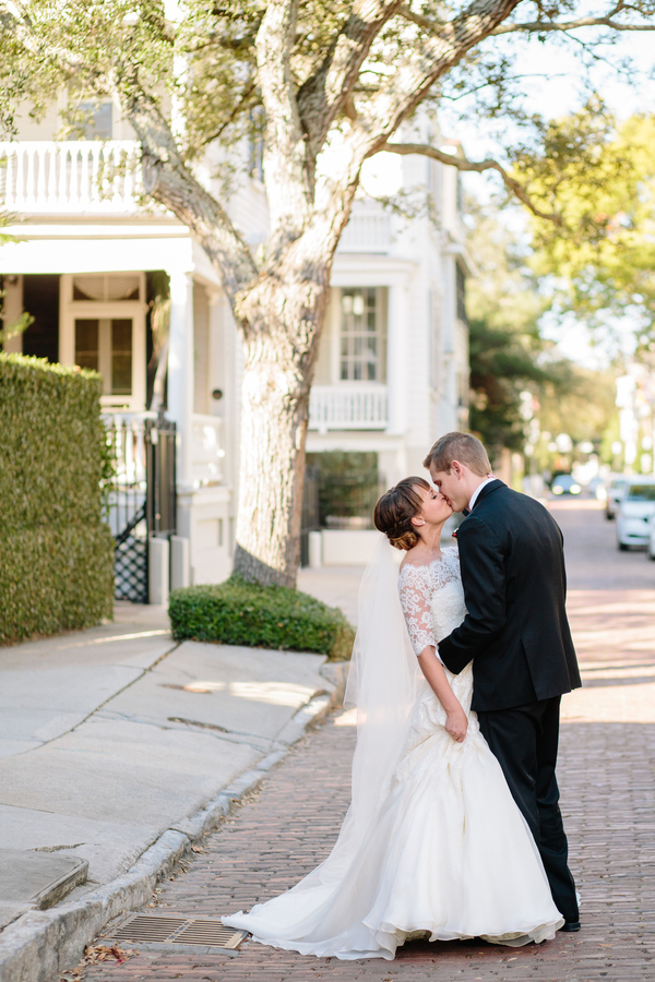 Chris & Briana's Thomas Bennett House wedding  Ceremony at Cathedral of St. John the Baptist   //  Charleston photography by Riverland Studios  //  A Lowcountry Wedding Magazine & Blog