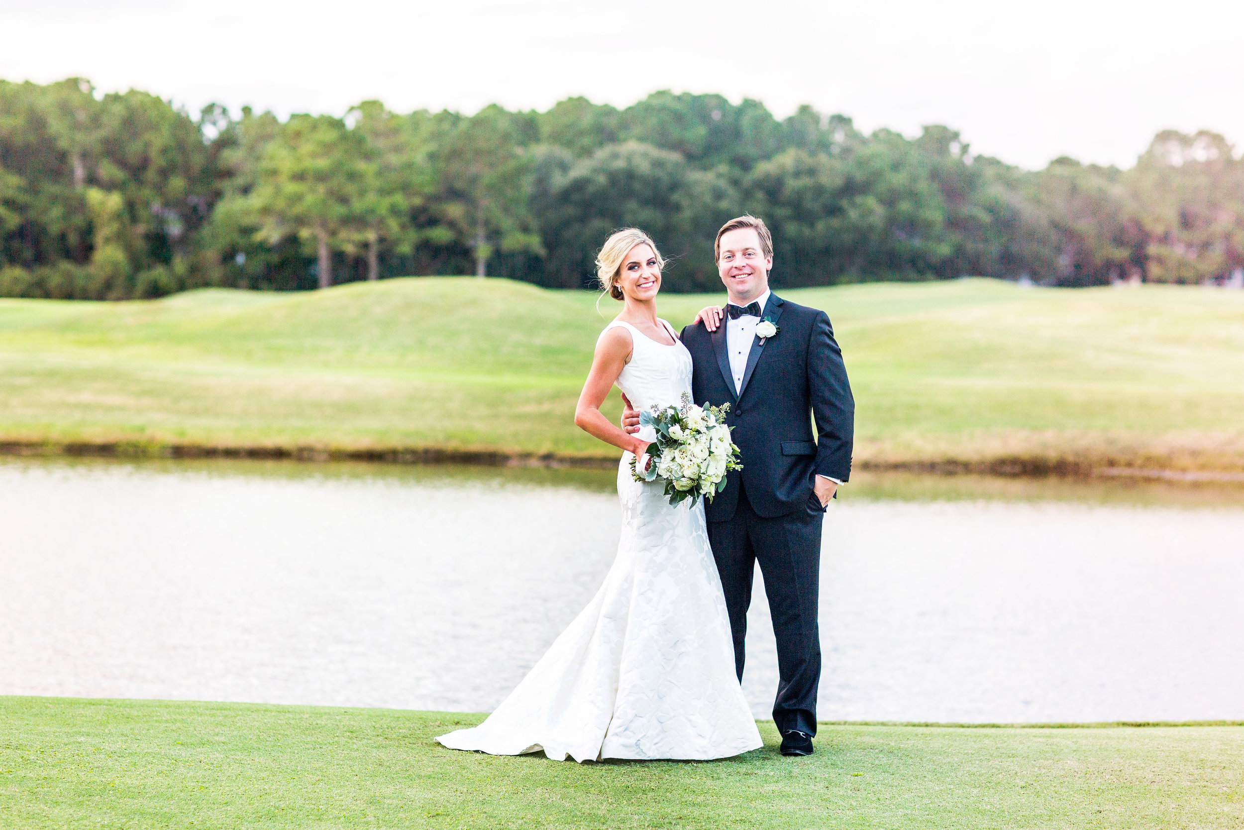 Alli & William's DeBordieu Club wedding in Georgetown, SC  //  A Lowcountry Wedding Magazine & Blog