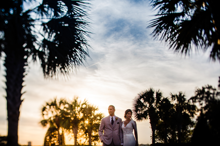 Charleston SC wedding photos at Harborside East   //  A Lowcountry Wedding Magazine & Blog