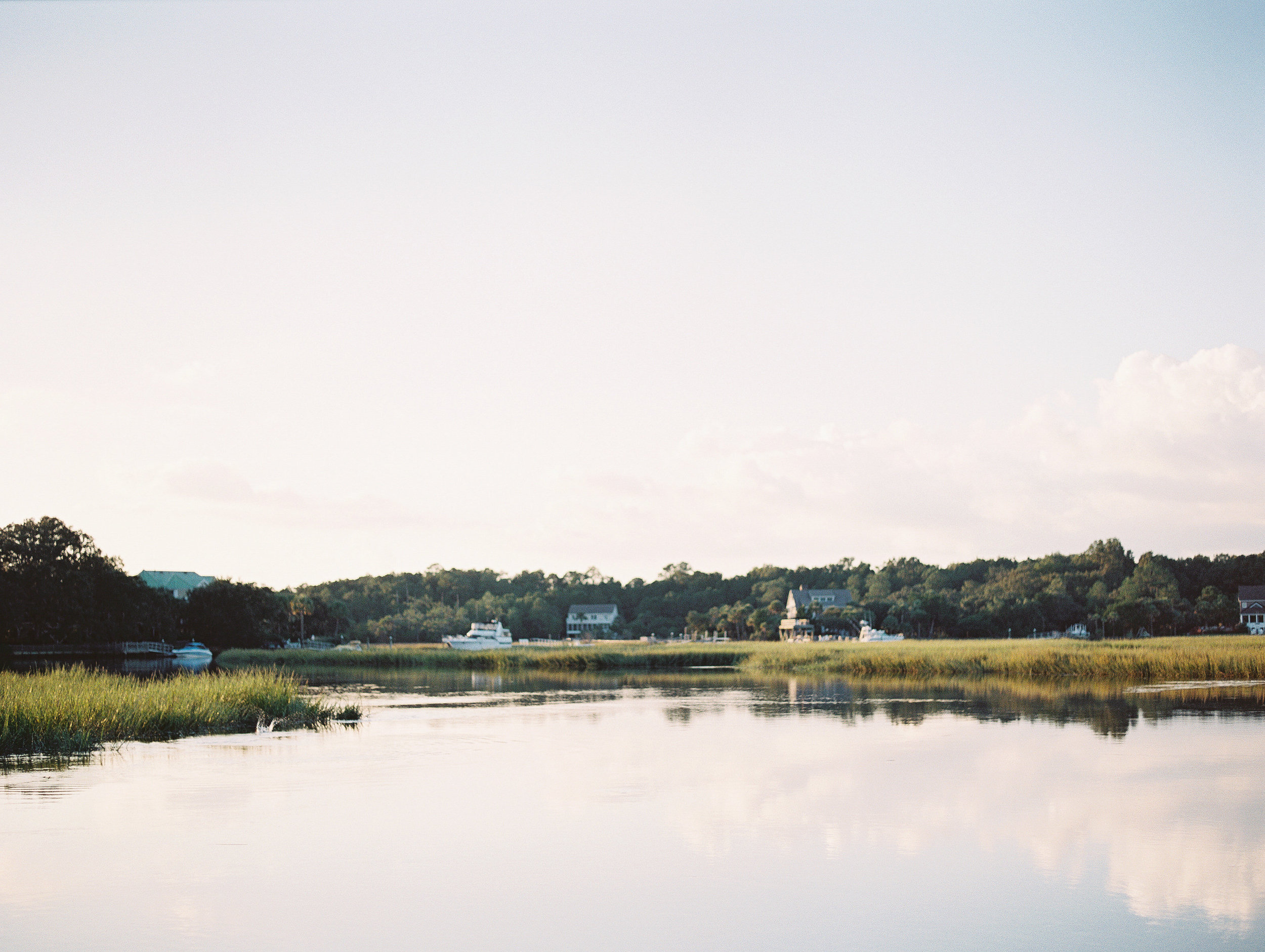 The Cotton Dock at Boone Hall Plantation  //  Wedding photography by Landon Jacob  //  A Lowcountry Wedding Magazine