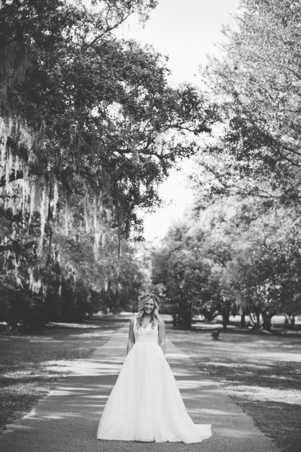Charleston bridal portraits at Legare Waring House by Taylor Rae Photography  //  A Lowcountry Wedding Magazine