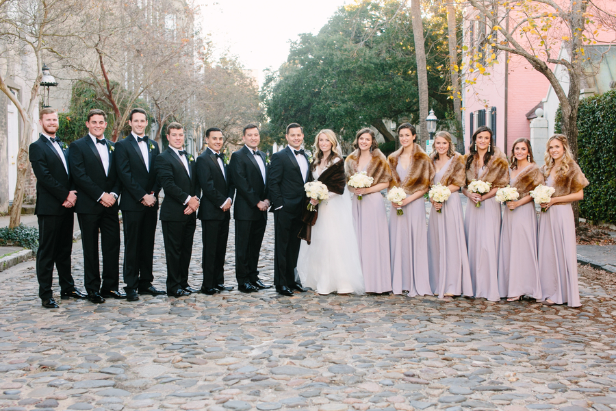 Winter wedding in Charleston, SC by Riverland Studios  //  A Lowcountry Wedding Magazine