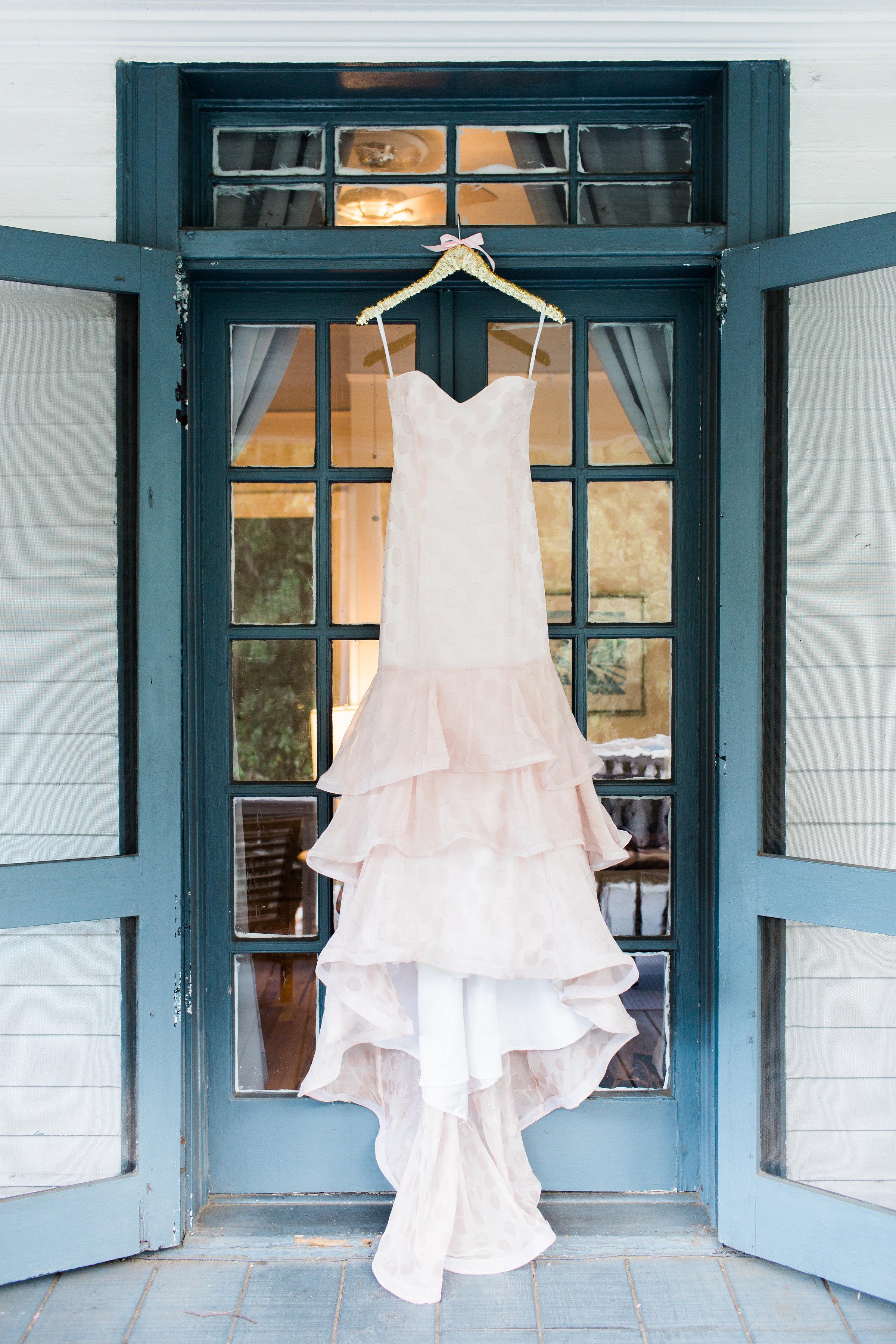 Savannah wedding gown from Ivory + Beau  //  A Lowcountry Wedding Magazine