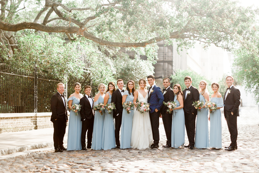 Elizabeth & Felix's Thomas Bennett House wedding in Charleston, SC by JoPhoto //  Planning & Design by The Petal Report