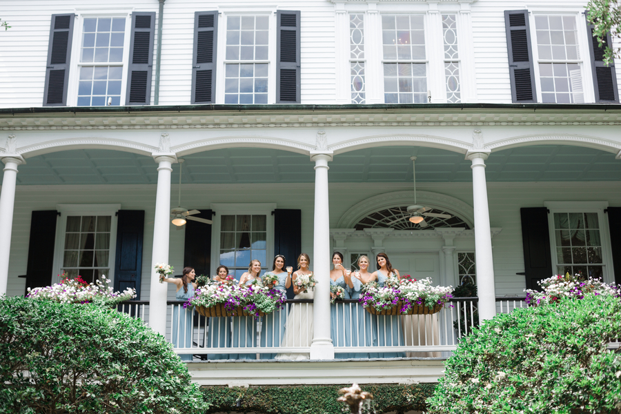 Charleston wedding at The Thomas Bennett House  //  A Lowcountry Wedding Magazine