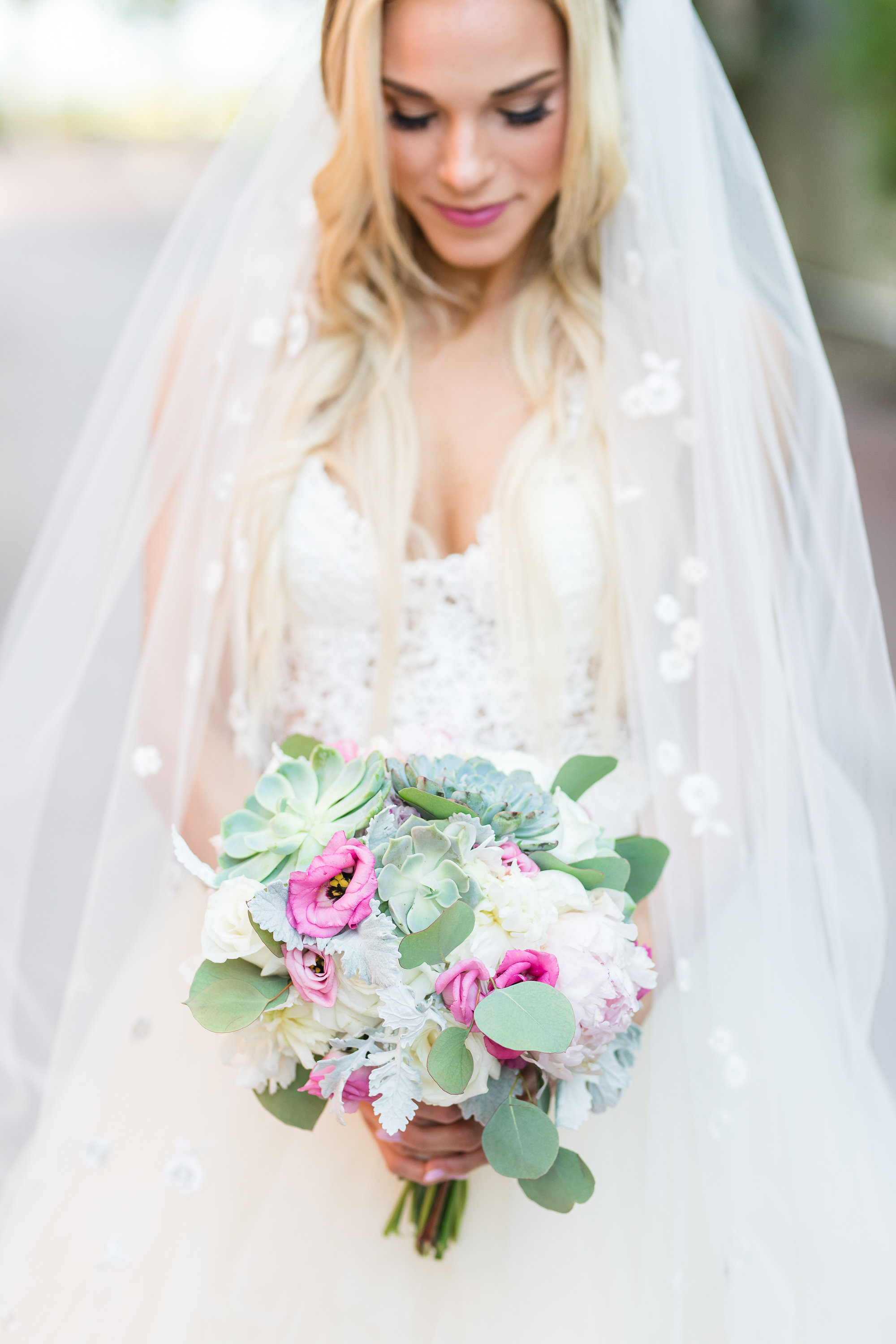 Hilton Head bride in Winnie Couture gown in Beaufort SC  //  A Lowcountry Wedding Magazine