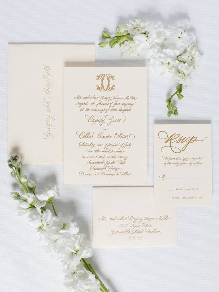 Sincerely Yours Events - Savannah GA wedding planners