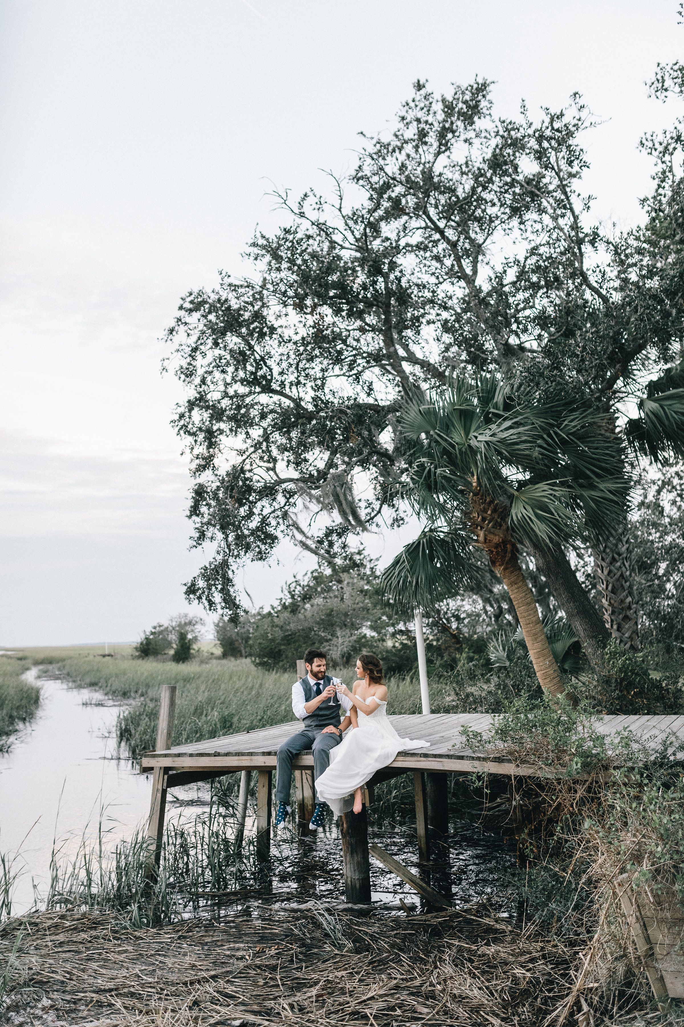 Amy & Timothy's Savannah GA wedding by Mackensey Alexander Photography