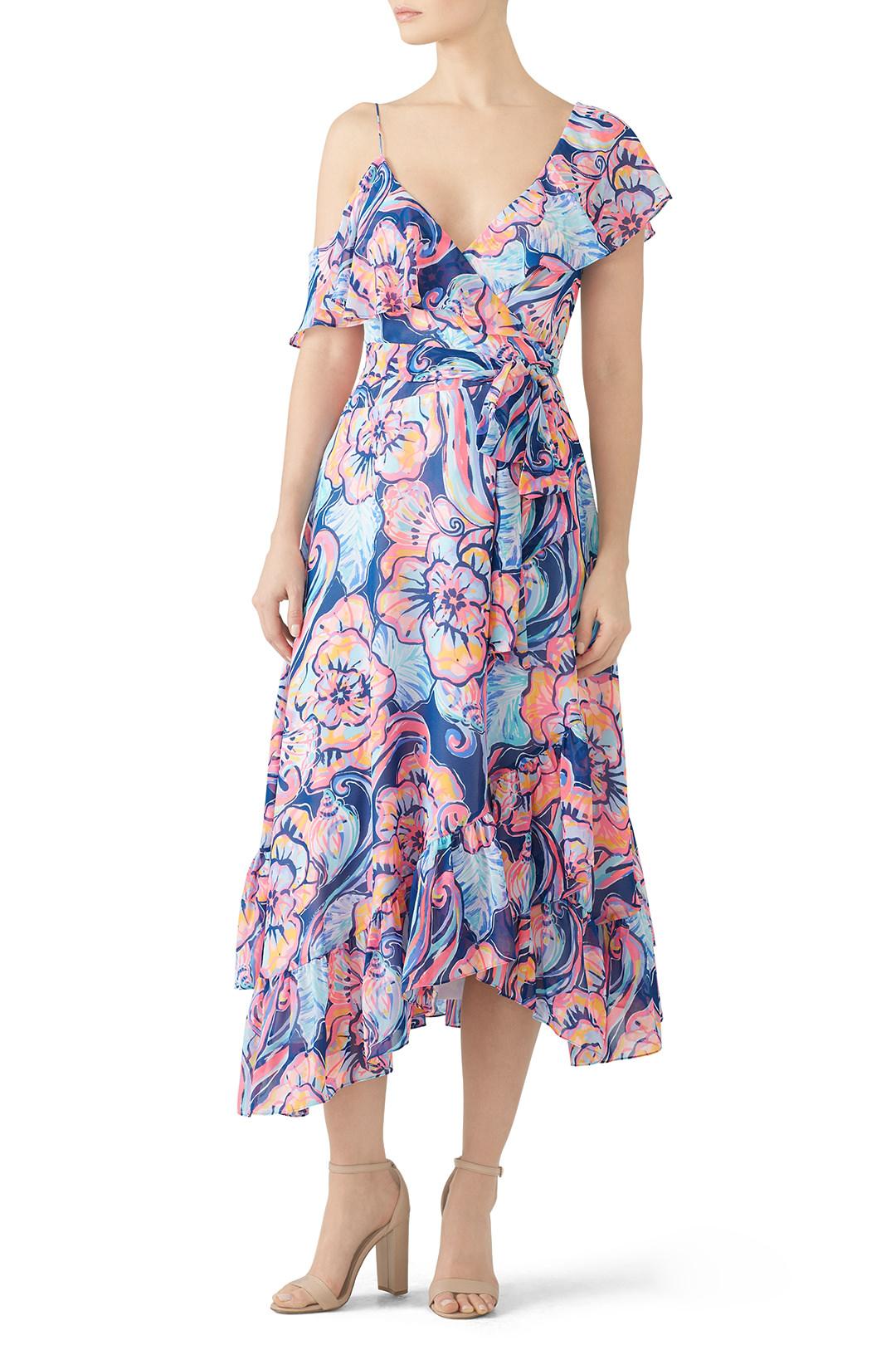 Lilly Pulitzer Marinanna Wrap Dress