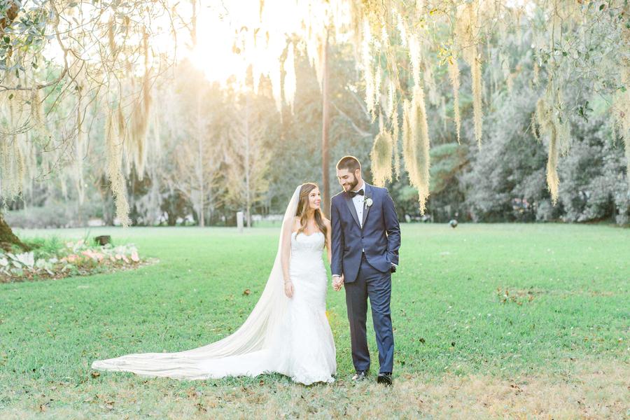 Rachel & Rob's Magnolia Plantation & Gardens wedding by Catherine Ann Photography