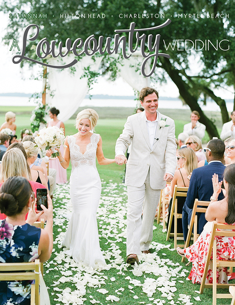 PHOTOGRAPHER:  Virgil Bunao Photography   PLANNER:  Boutique Planning   VENUE: The River Course on Kiawah Island
