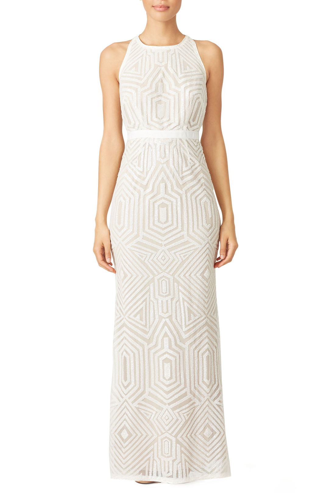 Laundry by Shelli Segal Carraway Gown