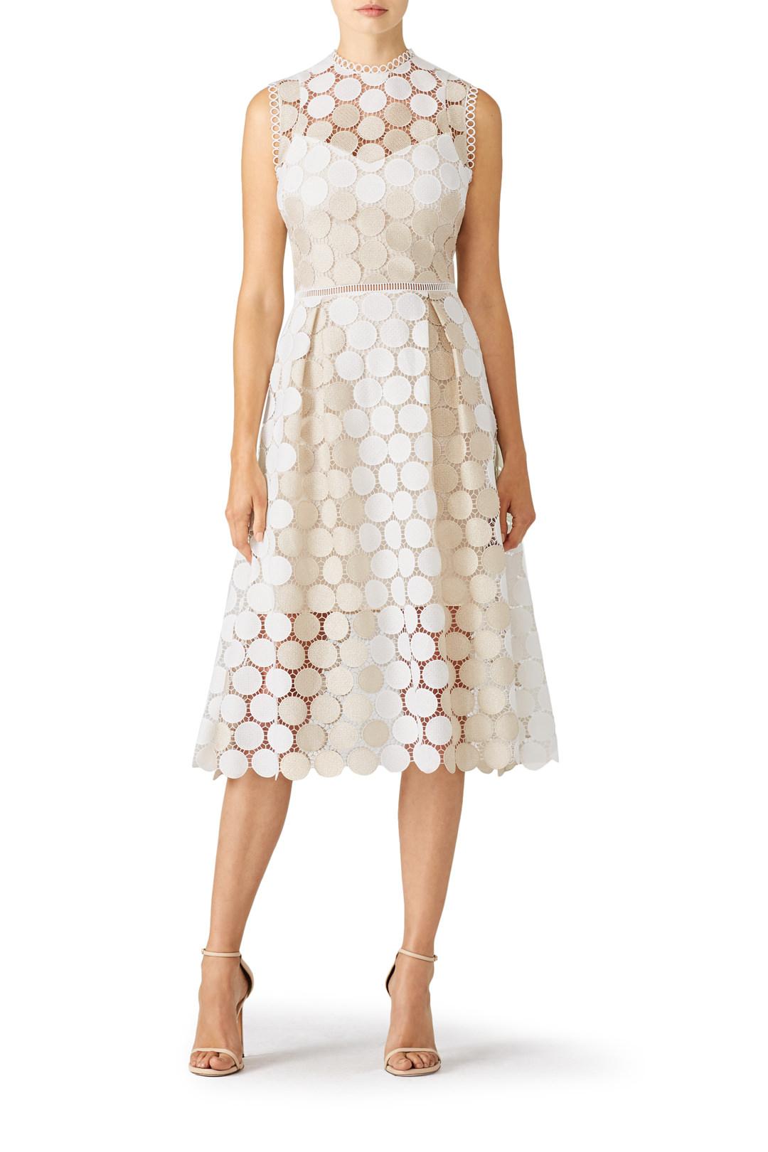 Shoshanna Glengarry Dress