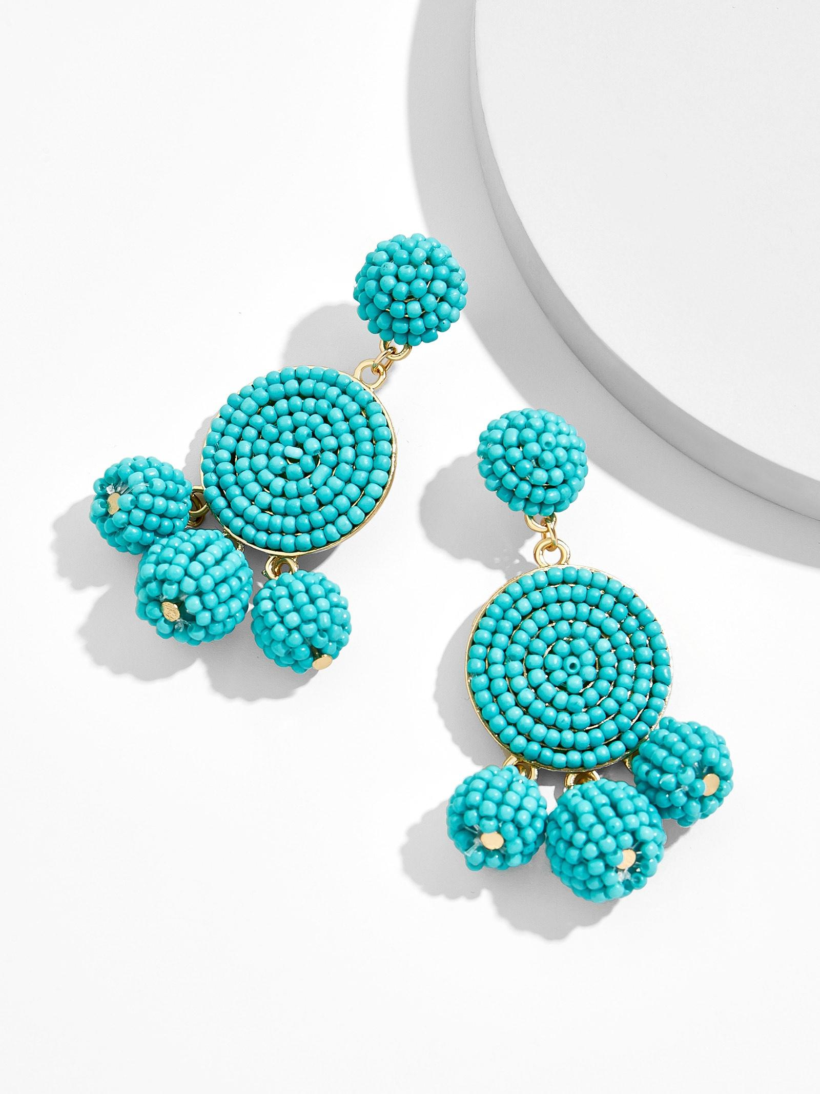 Mini Maraca Drop Earrings