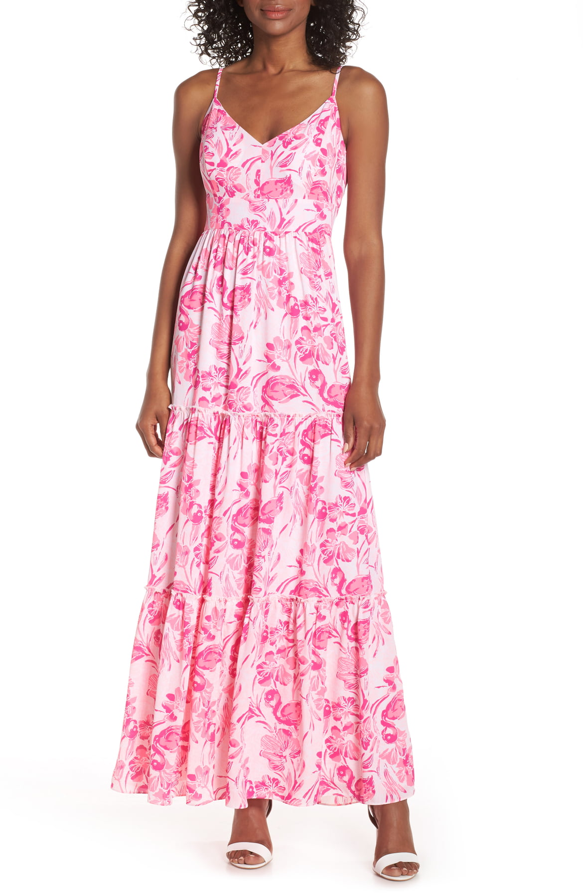 LILLY PULITZER® Melody Maxi Dress