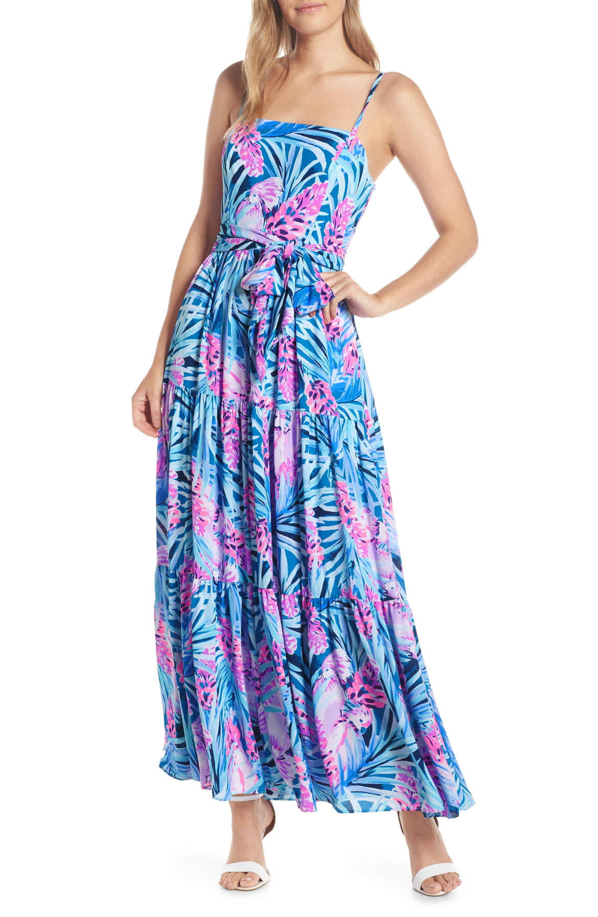 LILLY PULITZER® Aviana Maxi Dress