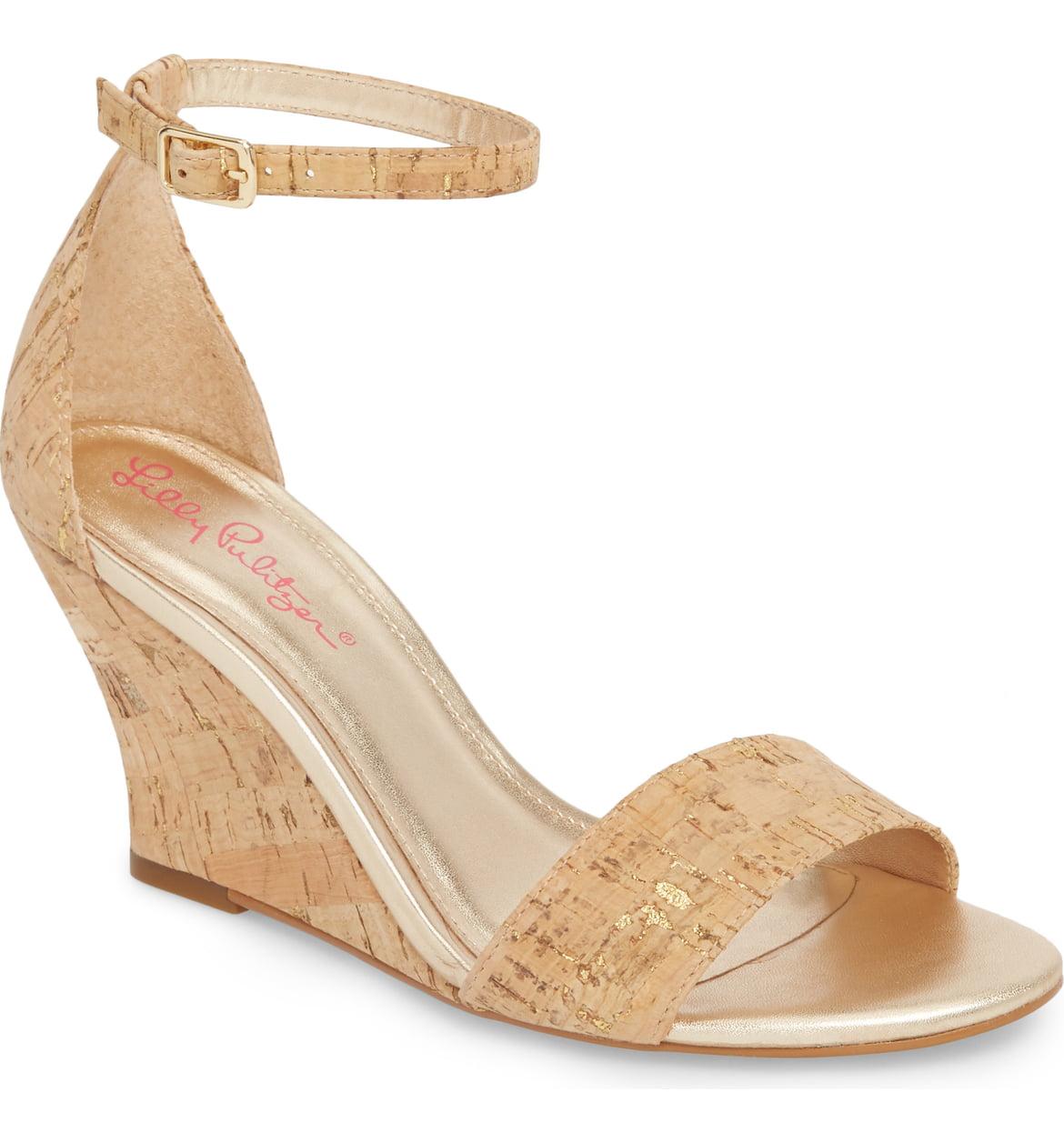 Bridgette Wedge Sandal