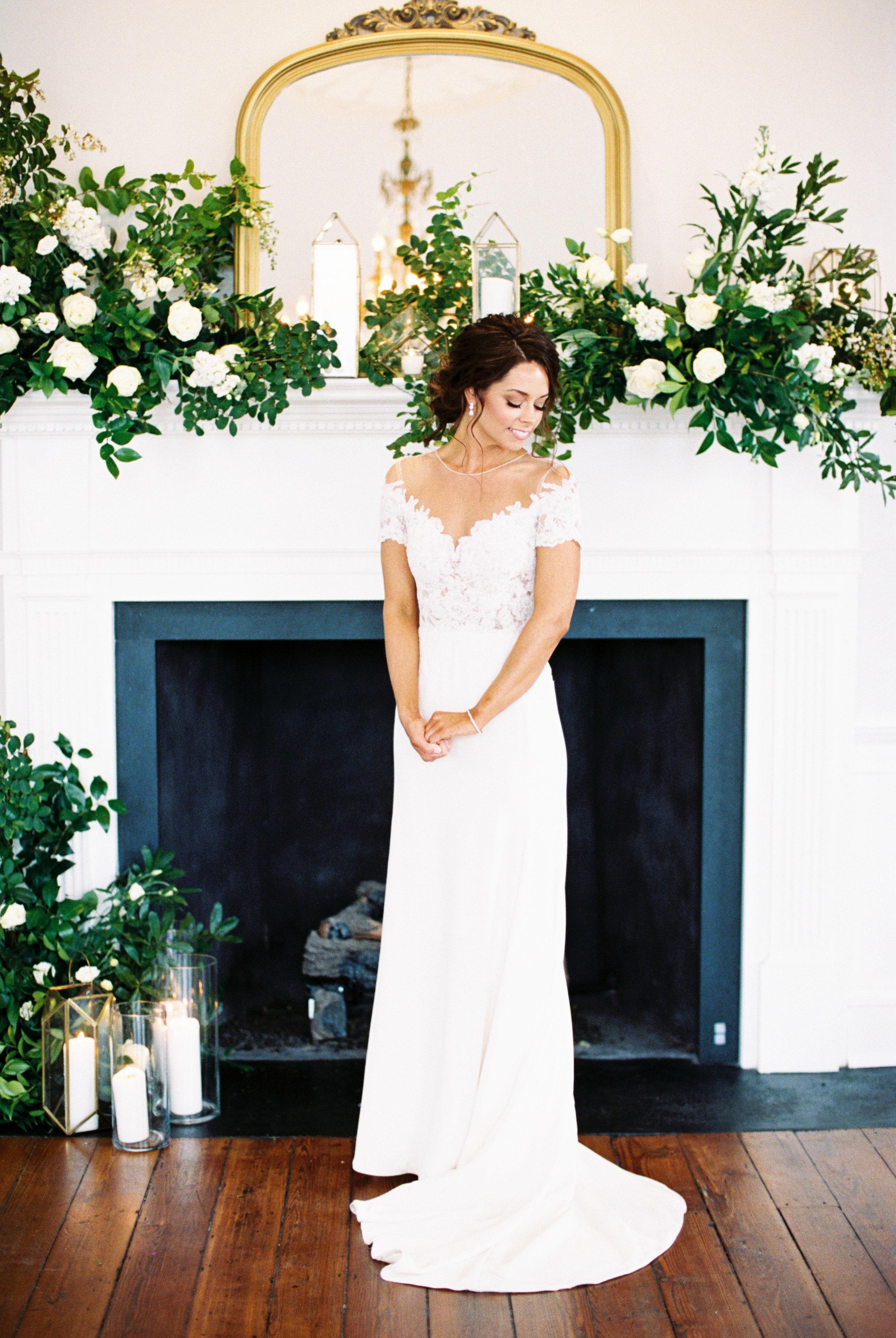 Charleston wedding at The Gadsden House