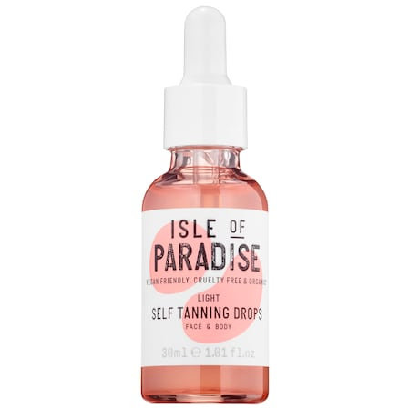 Isle of Paradise Self Tanning Drops -