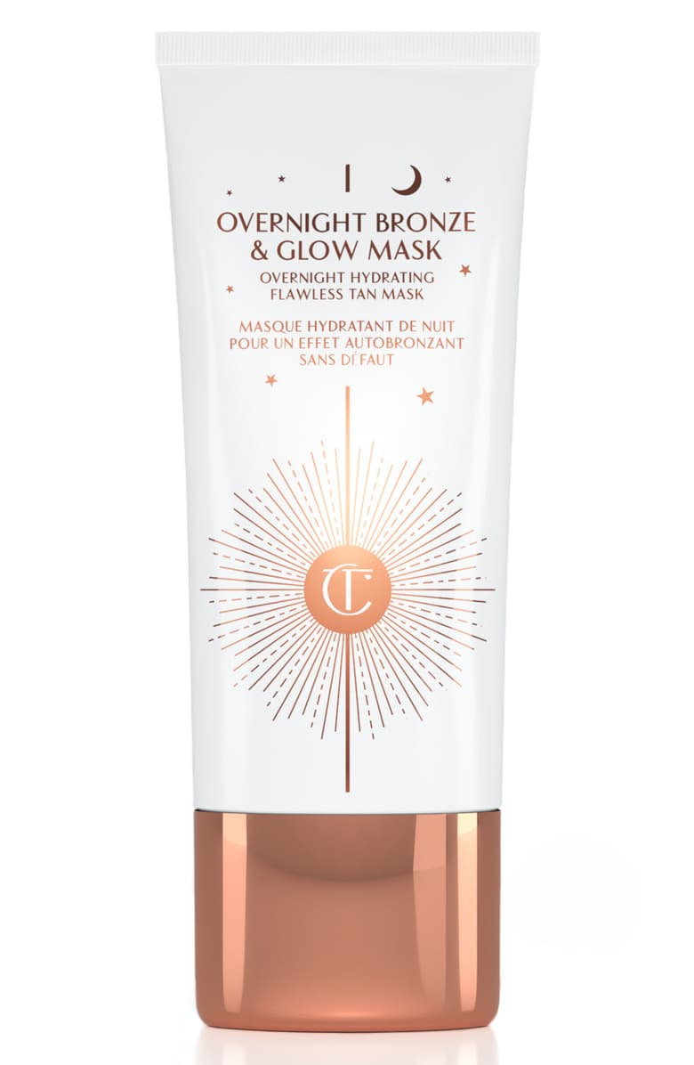 CHARLOTTE TILBURY Overnight Bronze & Glow Mask -