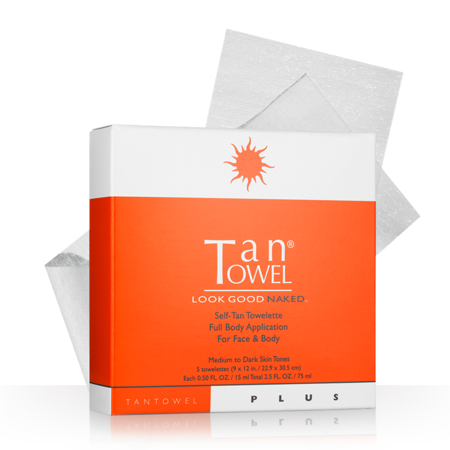 Tan Towels -