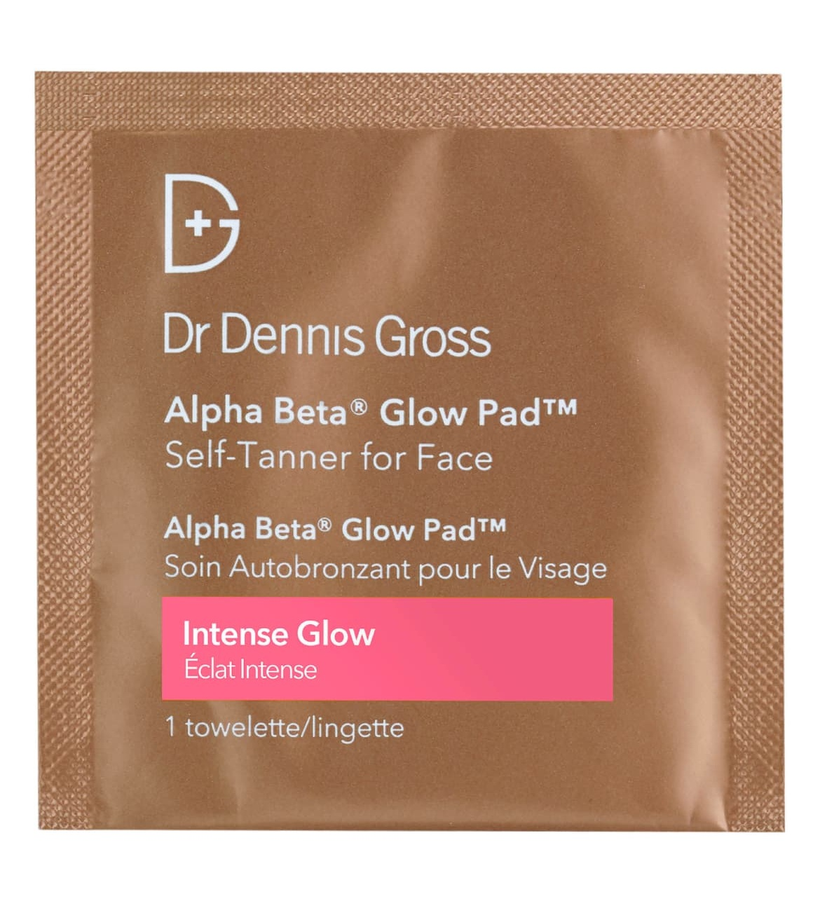 Dennis Gross Tan Towels -