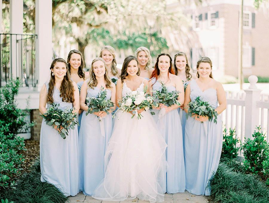 Beaufort Inn wedding