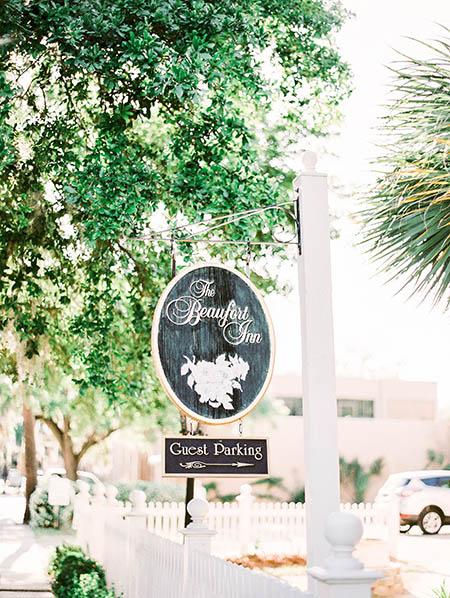 Hilton Head wedding venue - The Beaufort Inn