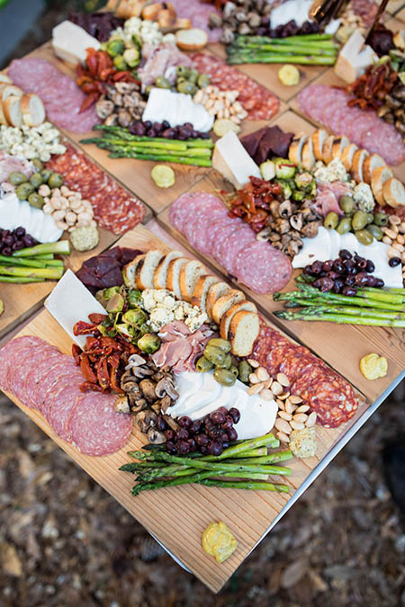Salthouse Catering at Johns Island wedding