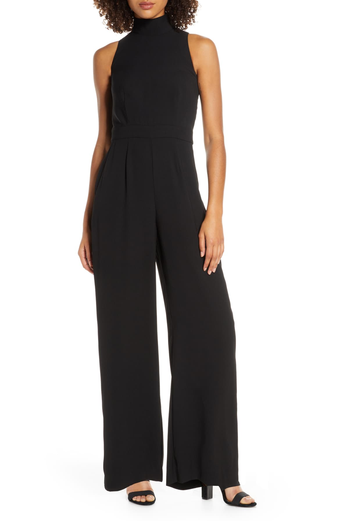 Chelsea28 Neck Jumpsuit