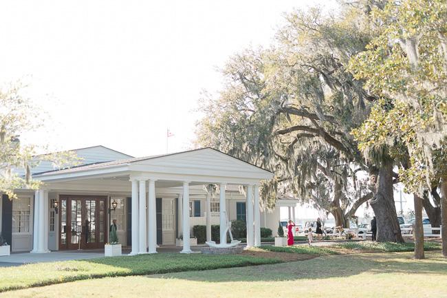Savannah Yacht Club in Savannah, Georgia