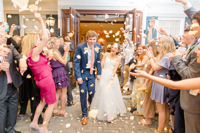 Savannah Yacht Club Wedding