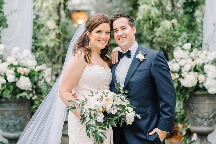 Jessica & Cory's Boone Hall Plantation wedding