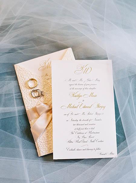 Katie & Michael  l  Sea Pines Resort  l  Hilton Head, SC  l  A Lowcountry Wedding Magazine & Blog