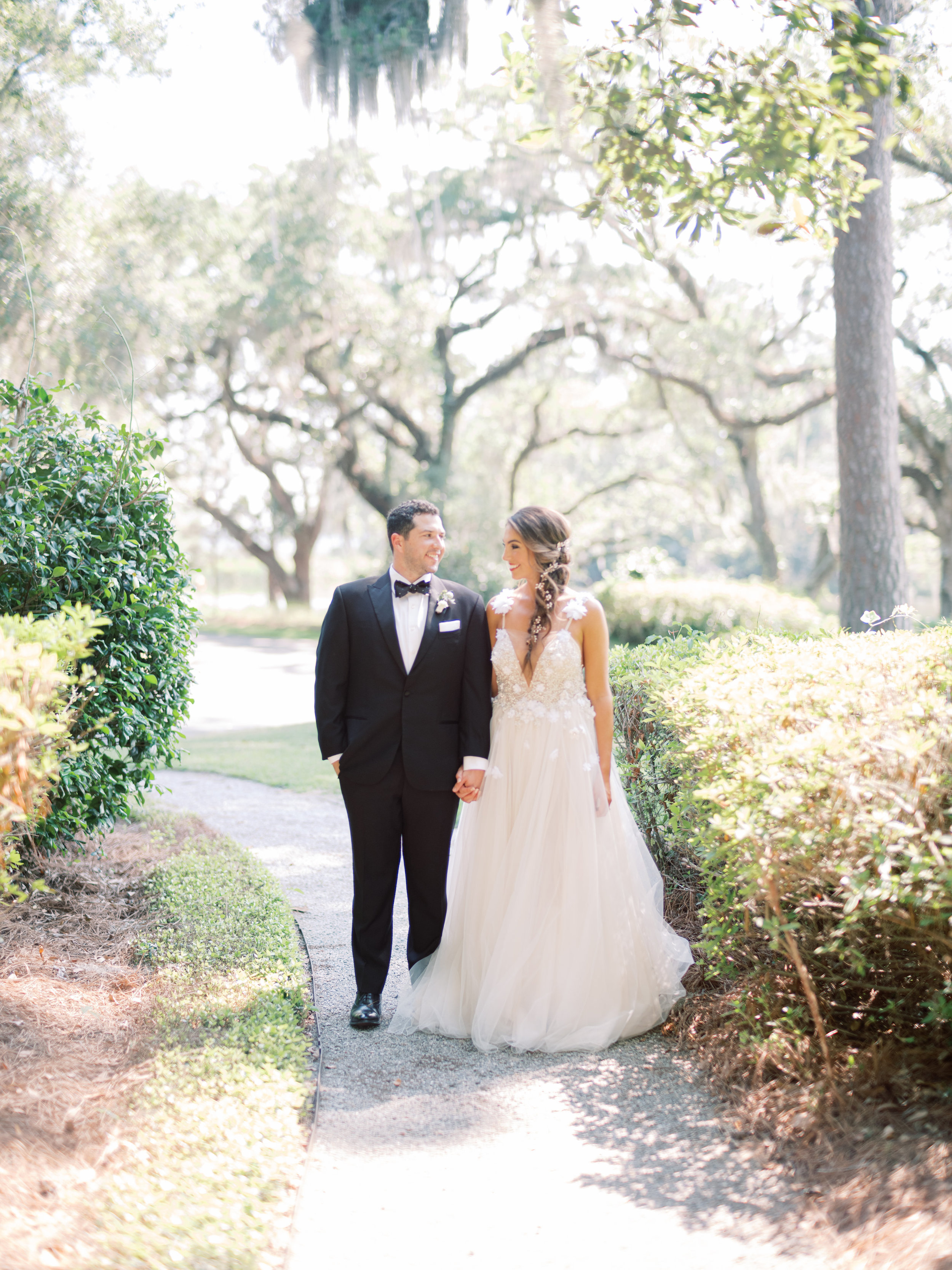 Kirstin & Nick's Oldfield Club wedding  ll  Hilton Head wedding photographer